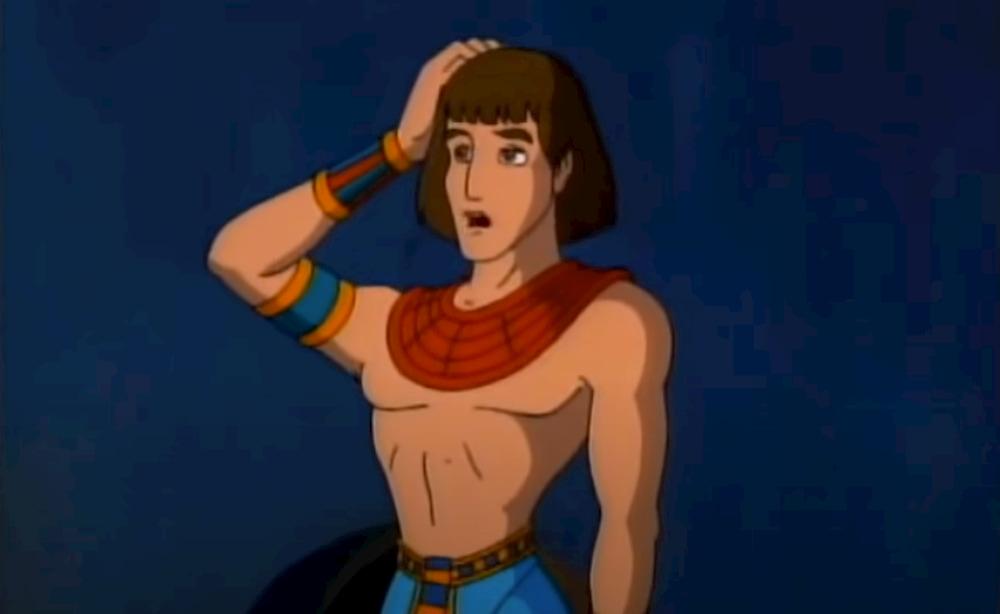 Moisés, o maior príncipe do Egito